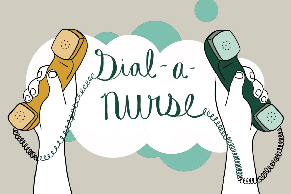 Dial A Nurse Episode Back from Broken